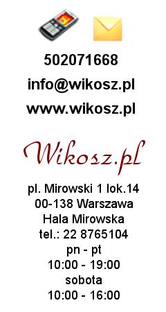 wiklina warszawa sklep