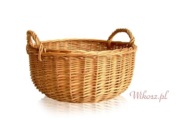 wiklinowy koszyk na owoce