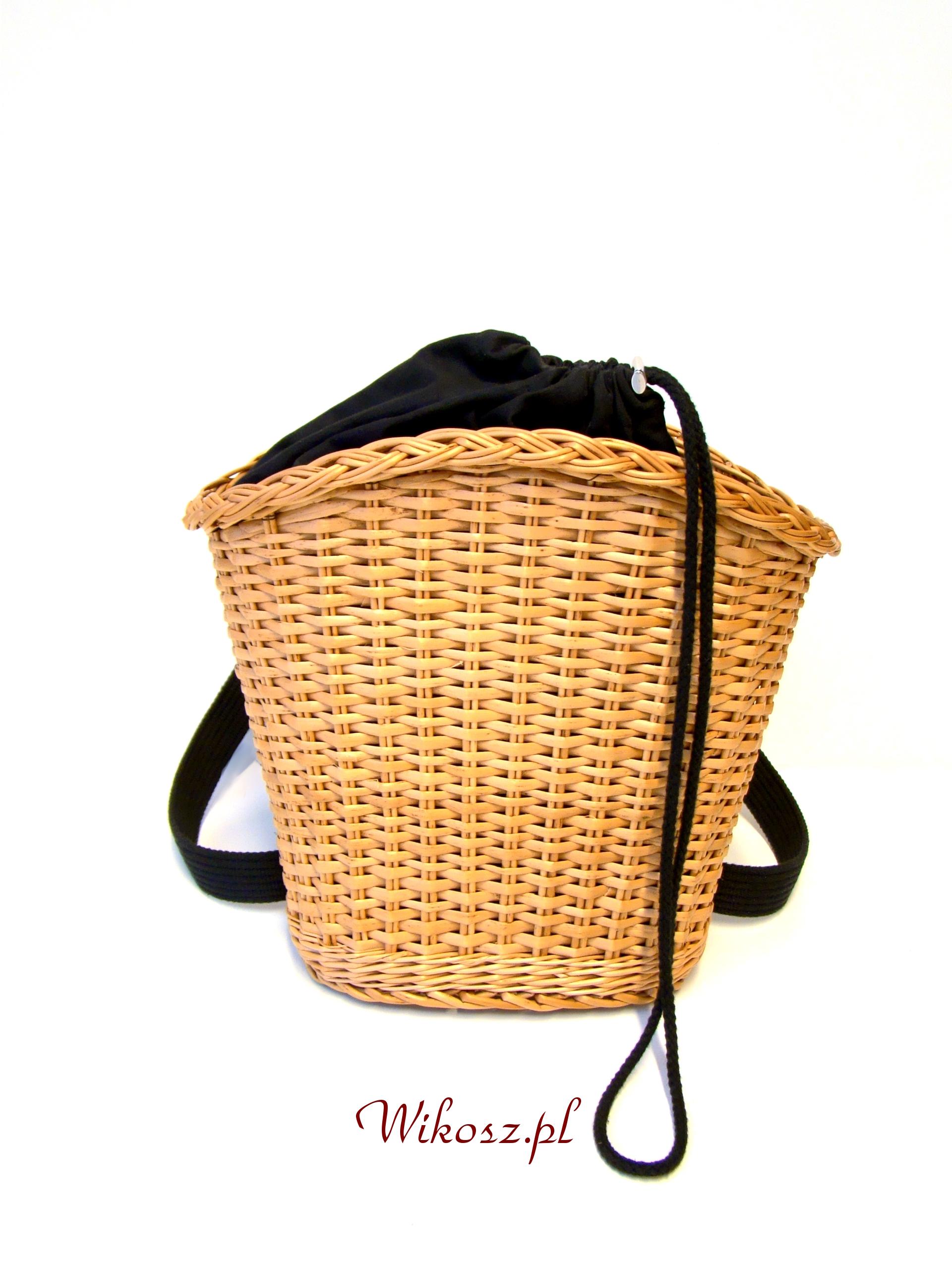 koszyk torebka garbaty plecak