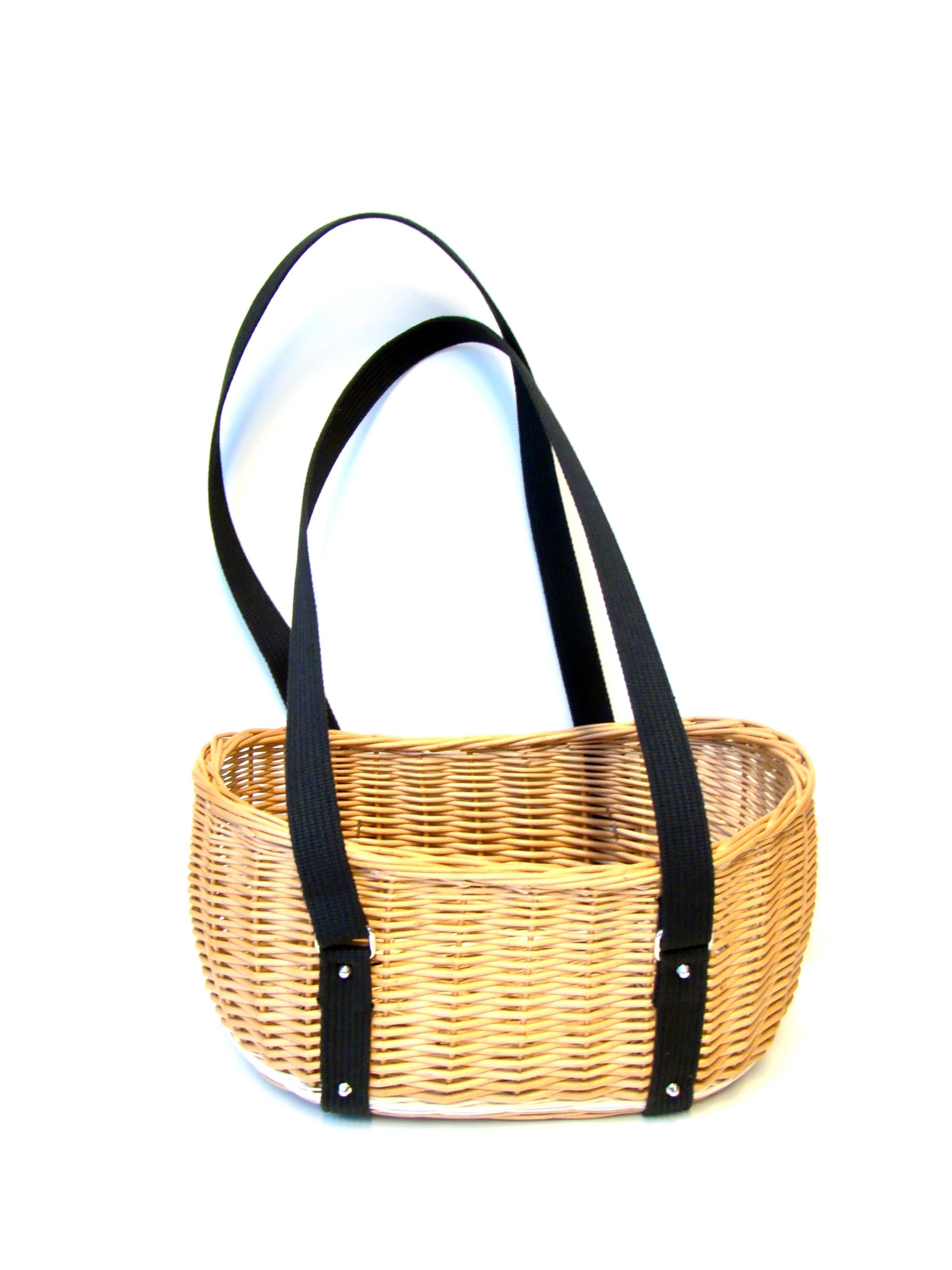 koszyk torebka z uszami